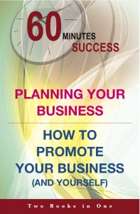 Planning Your Business & How to Promote Your Business and Yourself