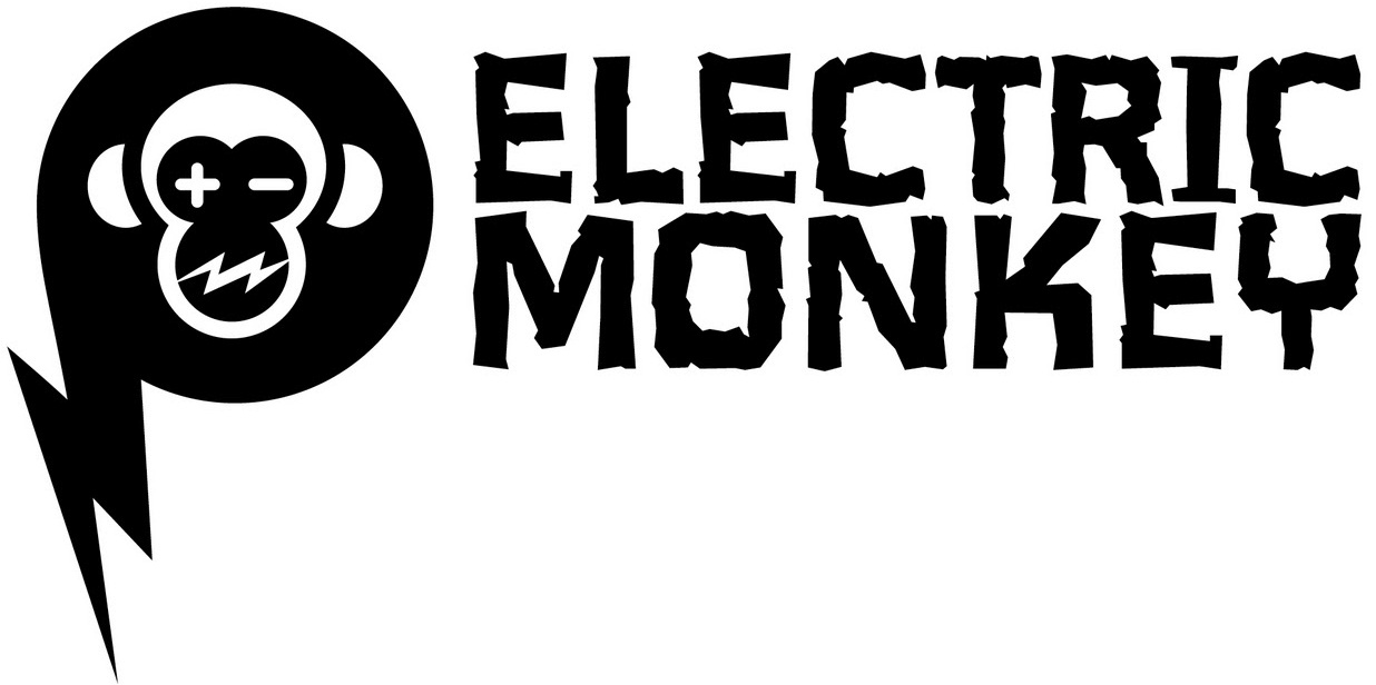 Electric Monkey Logo
