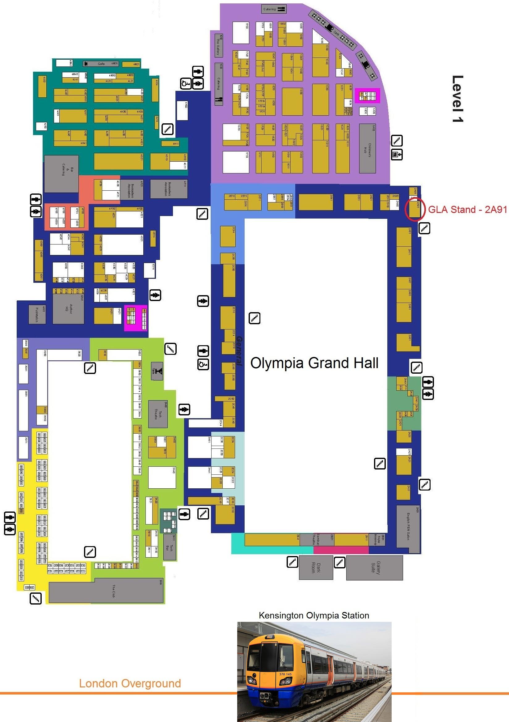 News publishers representation gla world wide representation bookfair 2016 lbf 1st floor map gumiabroncs Gallery