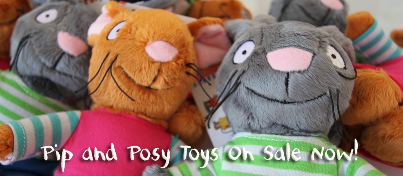 Pip & Posy Toys