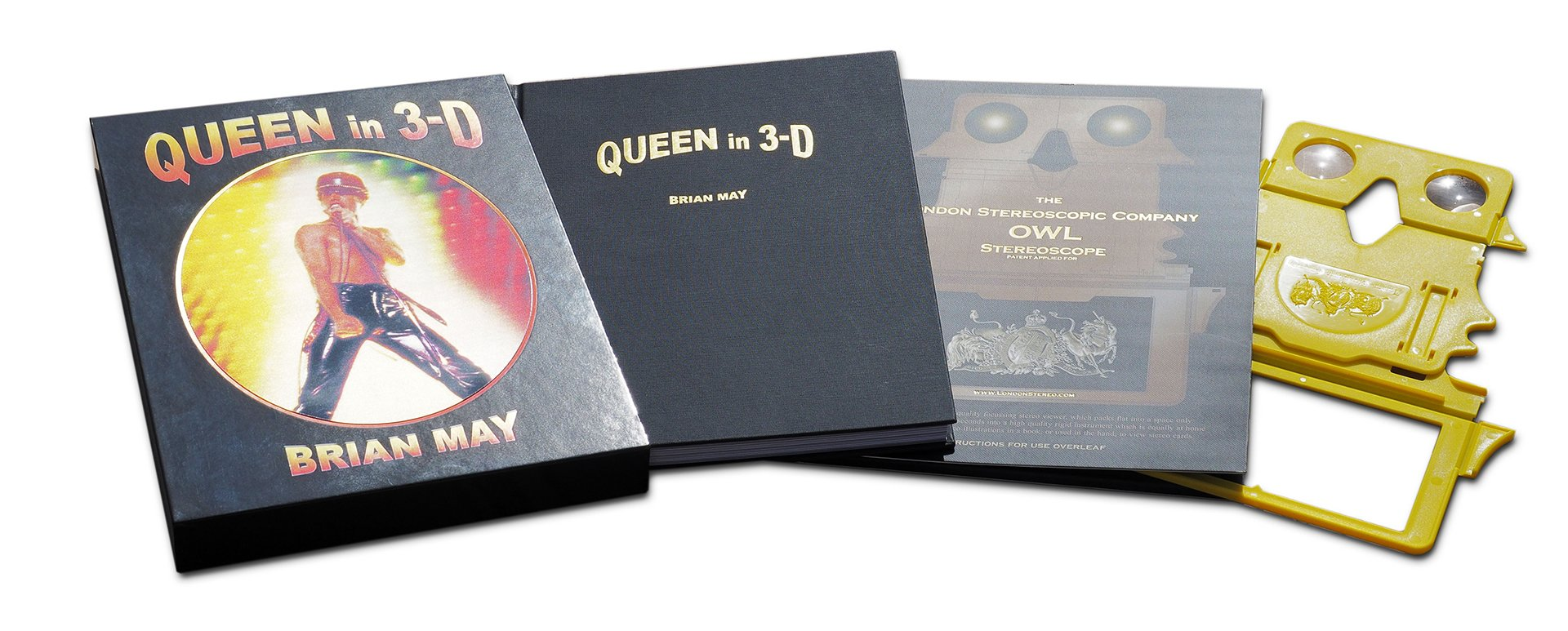 Queen in 3D Packshot