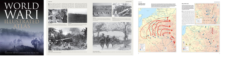 WW1 Maps